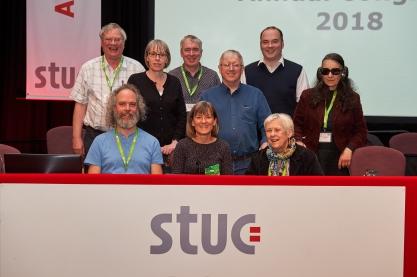 STUC 2018 Congress - Aviemore.