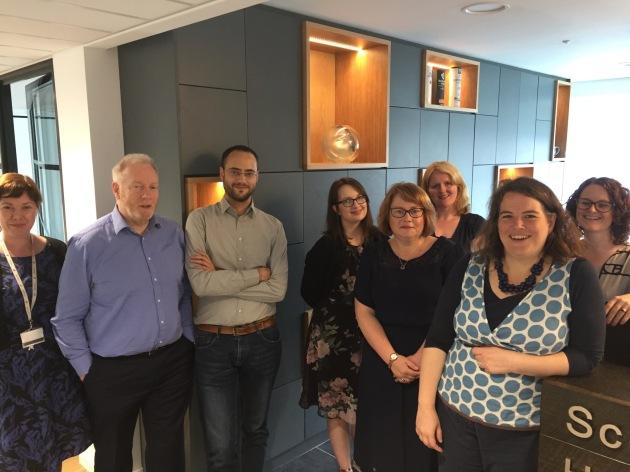 STUC Brussels trip - Sharon Sweeney June 2018