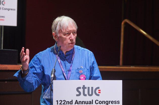 STUC 2019 Congress, Caird Hall, Dundee.